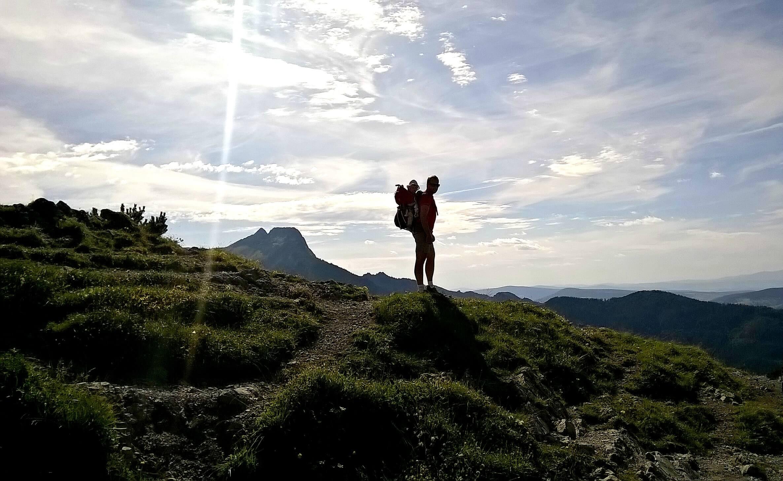 c4fe949a23131 Góry z małym dzieckiem (1-5 lat). Turystyczny niezbędnik rodzica