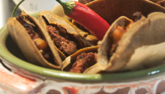 Wyluzuj z obiadem. Postaw na empanadas