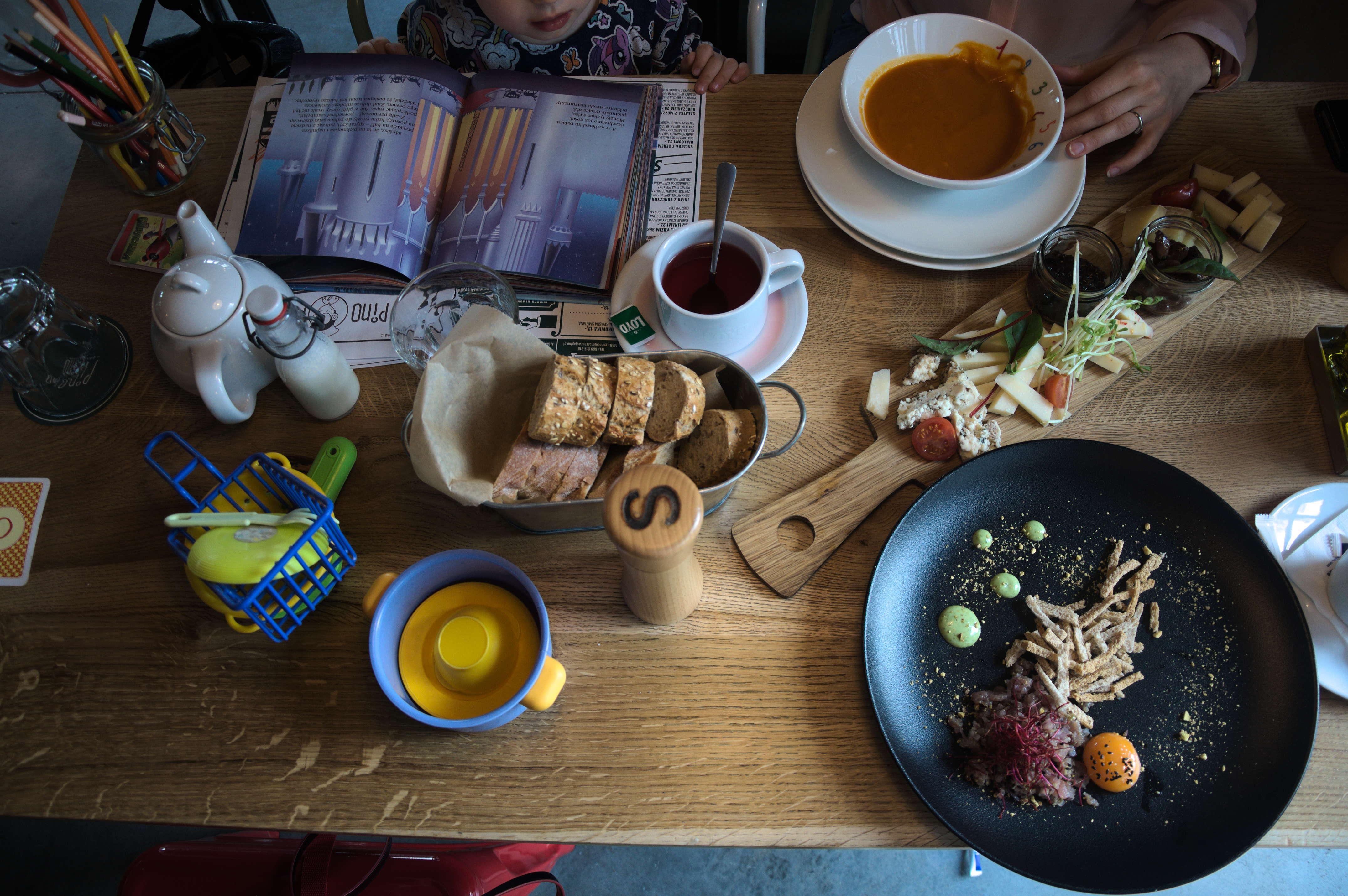 Rodzinna recenzja restauracji | PINO Garden
