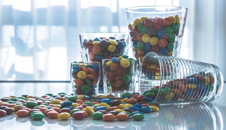 słodycze dropsy