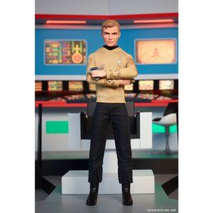 Kapitan Kirk Barbie