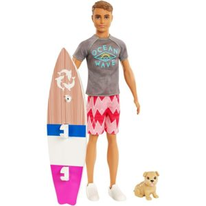lalka Ken Surfer FBD71