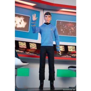Lalka Spock Barbie