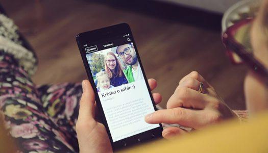 Bądź z nami na bieżąco – Tata Story w Twoim telefonie