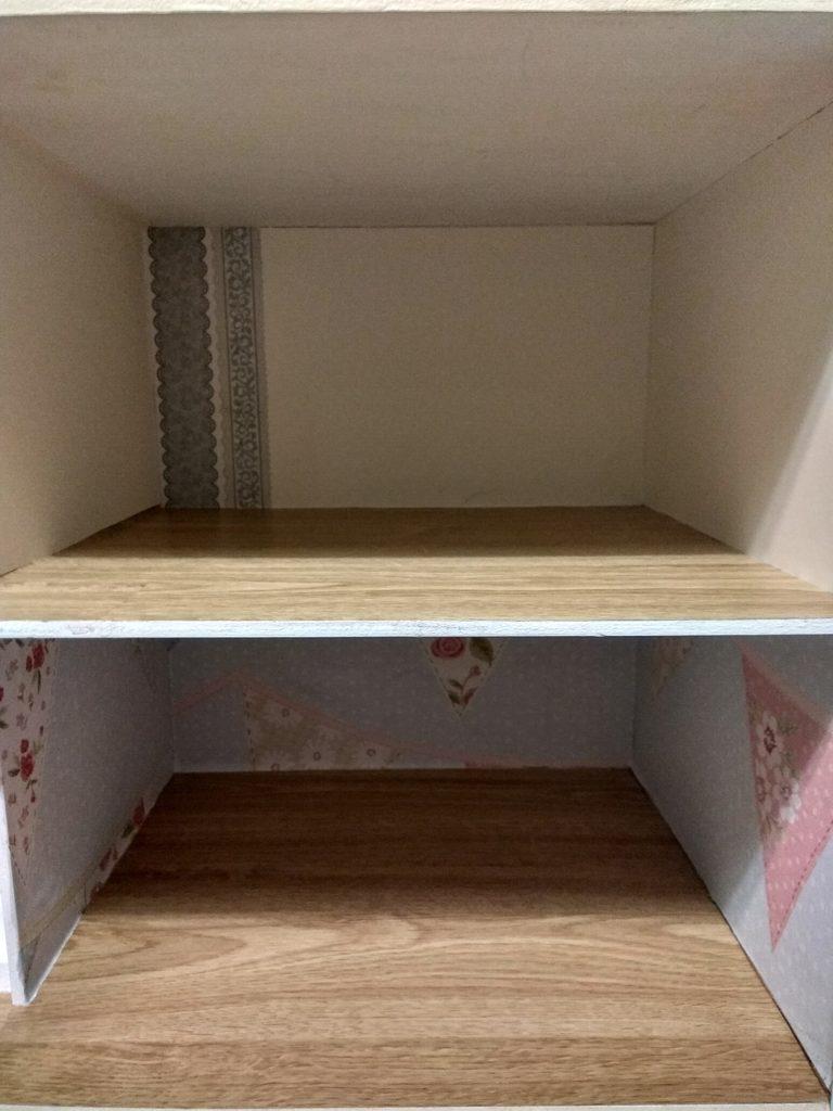 drewniany domek dla lalek p